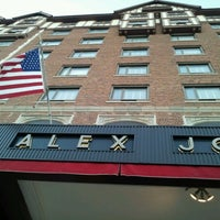 Photo taken at Hotel Alex Johnson by Michael B. on 12/3/2012