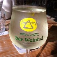 Photo taken at Der Weinhof by Robin S. on 6/22/2013