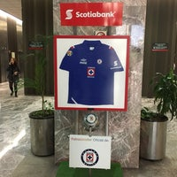 Photo taken at Torre Scotiabank by Maria B. on 7/10/2017