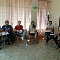 Photo taken at Hekimcan ilkyardım Eğitim Merkezi by Asuman K. on 8/13/2015