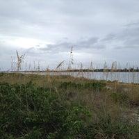 Photo taken at Shell Island by Loren!! on 11/16/2013