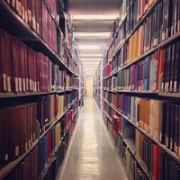Photo taken at Georgia Tech Library by Zachary W. on 10/30/2012