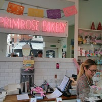 Photo taken at Primrose Bakery by Xavier B. on 5/9/2013
