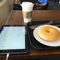 Photo taken at Starbucks by Kent E. on 7/5/2018
