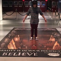 Photo taken at CRISS ANGEL Believe by Nancy A. on 10/26/2013