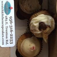Photo taken at Scratch Kitchen Cupcakes by Nancy A. on 1/31/2014