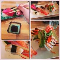 Photo taken at Umai Sushi by Sára M. on 5/29/2013