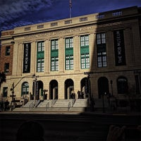 Photo taken at The Mob Museum by J Austyn B. on 2/24/2018