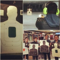 Photo taken at Nice Shot - Redding Indoor Shooting Range and Training by Gabriel F. on 2/8/2014
