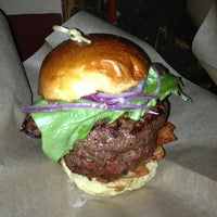 Photo taken at Worthy Burger by Conor M. on 2/11/2013