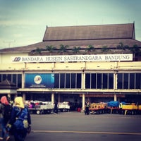 Photo taken at Husein Sastranegara International Airport (BDO) by Setyo L. on 6/9/2013