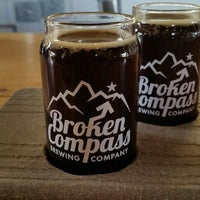 Photo taken at Broken Compass Brewing by Hop G. on 6/24/2017