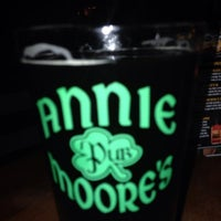 Photo taken at Annie Moore's Pub by Nicole on 11/2/2013