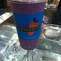 Photo taken at Juice Generation by Ivelina T. on 12/10/2012