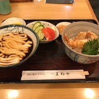 Photo taken at めん処まめや by Eiichi N. on 6/24/2017