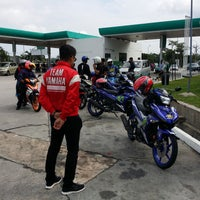 Photo taken at PETRONAS Station by #shkrrmdn on 9/10/2017