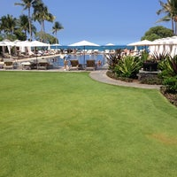 Photo taken at Four Seasons Resort Hualalai at Historic Ka`upulehu by Mark Z. on 10/11/2012