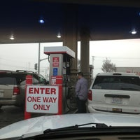 Photo taken at Safeway Fuel Station by Martin Carlos P. on 2/13/2013