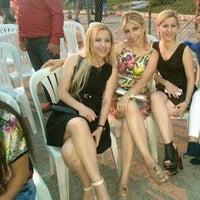 Photo taken at buca  ışıklı park by Fatma A. on 6/14/2015