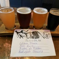 Photo taken at Jolly Pumpkin Pizzeria & Brewery by J. M. on 8/25/2018
