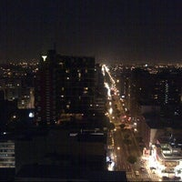 Photo taken at Hotel Estelar Miraflores by Rodrigo M. on 3/18/2013