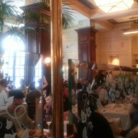 Photo taken at Bouchon Bistro by Jiwon H. on 2/23/2013