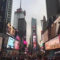 Photo taken at Times Square by Christopher G. on 6/5/2015