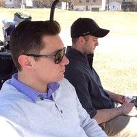 Photo taken at La Vista Falls Golf Course by Zach W. on 3/29/2014