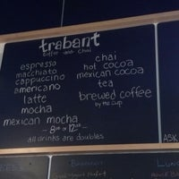 Photo taken at Trabant Coffee and Chai by Raj G. on 4/9/2013