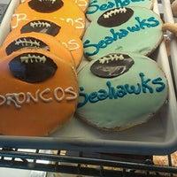 Photo taken at Settepani Bakery by Greg I. on 1/25/2014
