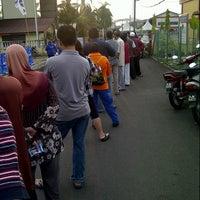 Photo taken at SMK Telok Panglima Garang by Kamarul E. on 5/4/2013