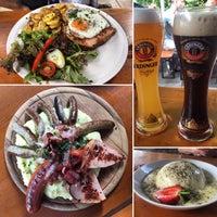 Photo taken at Stein's Bavarian Restaurant by Davide C. on 7/17/2017