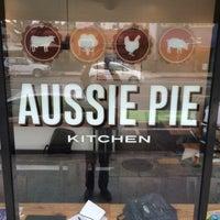 Photo taken at Fork-In Aussie Pie Kitchen, Santa Monica by Nick B. on 6/9/2014
