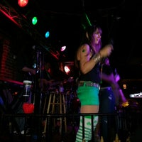 Photo taken at Bourbon Street Blues Company by Janice on 3/17/2013