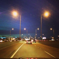Photo taken at Kennedy Expressway by Paris L. on 1/9/2013