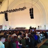 Photo taken at Grand Ballroom by Paris L. on 12/17/2012
