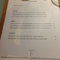 Photo taken at Terroir Restaurant by Russell L. on 8/24/2013