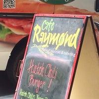 Photo taken at Café Raymond by David R. on 7/3/2014