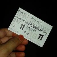 Photo taken at BIG Cinemas by Siti A. on 8/14/2013