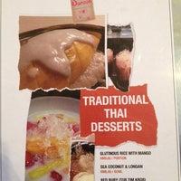 Photo taken at Sanook Thai Cafe by Kenu on 1/26/2014