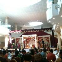 Photo taken at Shri Shiva Vishnu Temple by Sarah Grace W. on 3/23/2013