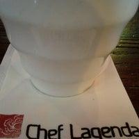 Photo taken at Chef Lagenda by Ferdie L. on 6/15/2014