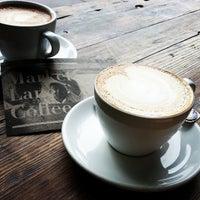 Photo taken at Market Lane Coffee by Caroline L. on 3/14/2013