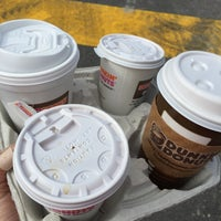 Photo taken at Dunkin' Donuts by Molly J. on 10/2/2015