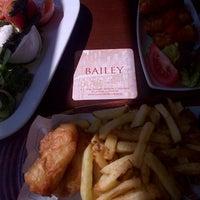 Photo taken at Bailey Bar Dublin by ana r. on 5/25/2013