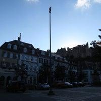 10/5/2016にUpjhy P.がRathaus Heidelbergで撮った写真
