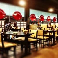 Photo taken at The Sushi Bar 5 @ Thiên Sơn Plaza by Ven D. on 3/1/2013