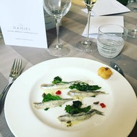 Photo taken at Daniel Cucina Italiana Contemporanea by Aldina on 2/12/2016