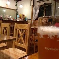 Photo taken at Ogikubo Beer Kobo by Ryozo H. on 9/1/2013