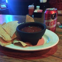Photo taken at Vamos Al Tequila by Melissa W. on 4/18/2015